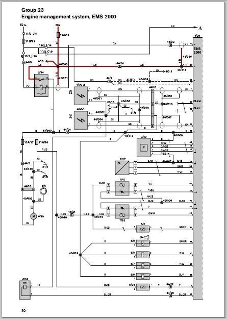 volvo wiring electrical diagram schema u0026 39 s
